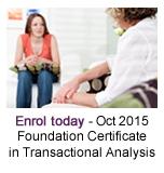 Enrol foundation year Oct 2015