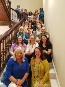 Physis Scotland Foundation Year students 2018/2019
