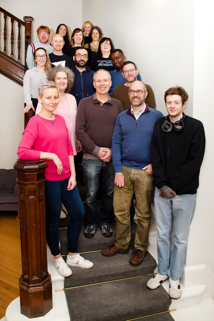 Physis Scotland Foundation Year Students 2019/2020
