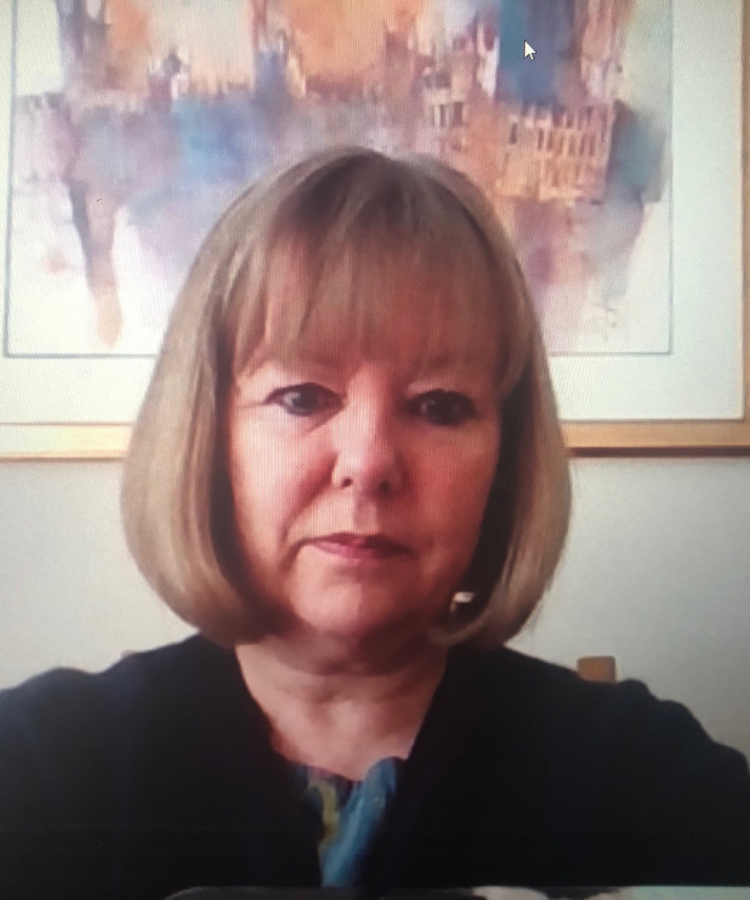Nicky Worrall - Diploma in Counselling Supervision Tutor